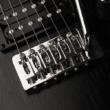 Cort X100-OPBK elektromos gitár, fekete + ajándék hangológép