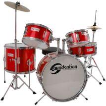 SOUNDSATION JDK516-MR - Junior Kit 5 pcs Drum set