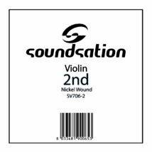 SOUNDSATION SV706-2 - Hegedûhúr - A