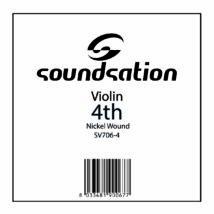 SOUNDSATION SV706-4 - Hegedûhúr - G