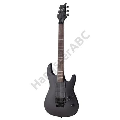 SOUNDSATION SH-SB200FR-MBK - Shadow szériás dupla cutaway elektromos gitár Floyd Rose híddal