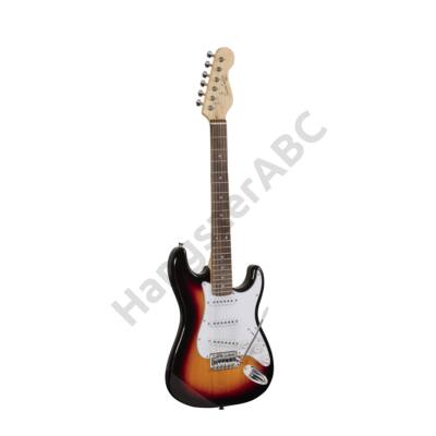 SOUNDSATION RIDER-JR 3TS - 3/4 Double Cutaway elektromos gitár 3 Single Coil pickuppel