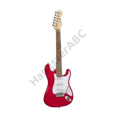 SOUNDSATION RIDER-JR FR - 3/4 Double Cutaway elektromos gitár 3 Single Coil pickuppel