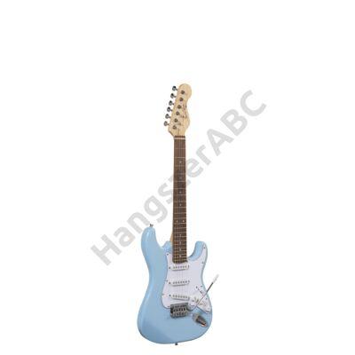 SOUNDSATION RIDER-JR TB - 3/4 Double Cutaway elektromos gitár 3 Single Coil pickuppel