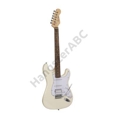 SOUNDSATION RIDER-STD-H VW - Double Cutaway elektromos gitár 2 Single Coil + 1 Humbuckerral