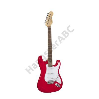 SOUNDSATION RIDER-STD-S FR - Double Cutaway elektromos gitár 3 Single Coil pickuppel