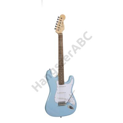 SOUNDSATION RIDER-STD-S TB - Double Cutaway elektromos gitár 3 Single Coil pickuppel