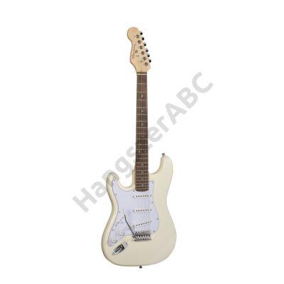 SOUNDSATION RIDER-STD-SLH VW - Balkezes Double Cutaway elektromos gitár 3 Single Coil pickuppel