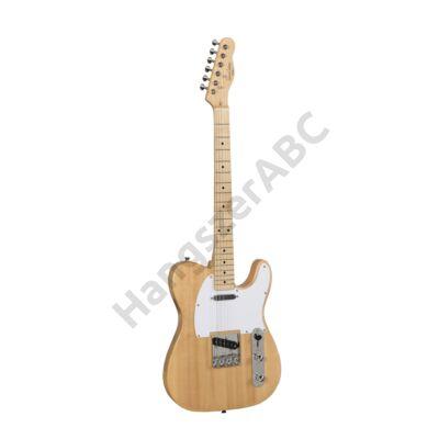 SOUNDSATION TWANGER-M NT - Cutaway elektromos gitár 1 single coil és 1 lipstick pickuppel
