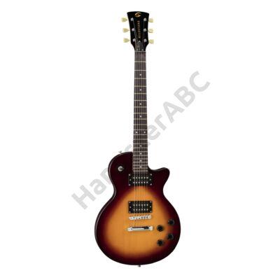SOUNDSATION MILESTONE-ST VSB - Lapos fedlapú cutaway elektromos gitár 2 humbucker pickuppal
